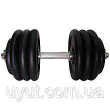 Гантель наборная 36 кг