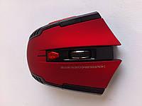 Беспроводная геймерская мышь - Wireless 6D Gaming Mouse Красный
