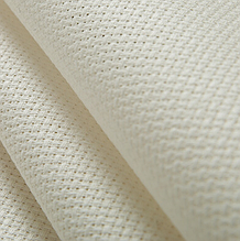 Аіда 11 кремова, 50*50см (брак плетіння, див. додаткове фото)