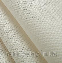 Аида 11 кремовая, 50*50см (брак плетения, см. дополнительные фото)