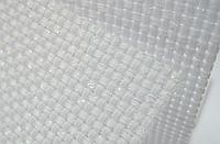 Аида 11 белая с жемчужным люрексом, 50*50см