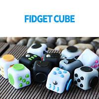 Fidget Cube (Фиджет куб) кубик для снятия стресса, хит Кикстартер / антистресс кубик с Kickstarter