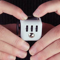 Fidget Cube кубик для снятия стресса, хит Кикстартер / антистресс кубик с Kickstarter