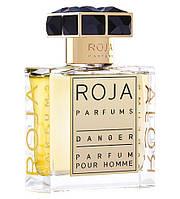 Тестер. Мужской парфюм Danger Parfum Pour Homme Roja Parfums 50 мл