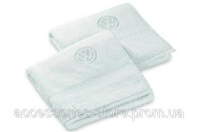 Полотенце для рук Volkswagen Logo Hands Towel, White