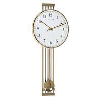 Часы настенные с маятником HERMLE 70722-002200 (240 x 560 x 70 мм) [Металл]