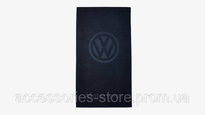 Банное полотенце Volkswagen Motorsport Bath Towel, Blue