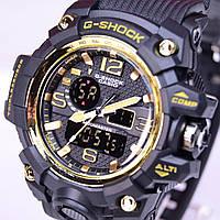 Часы наручные Casio G-SHOCK GPW-1000 Gold (копия)