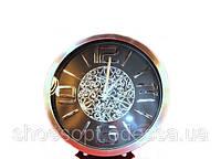 Офисные настенные часы металлические купить недорого