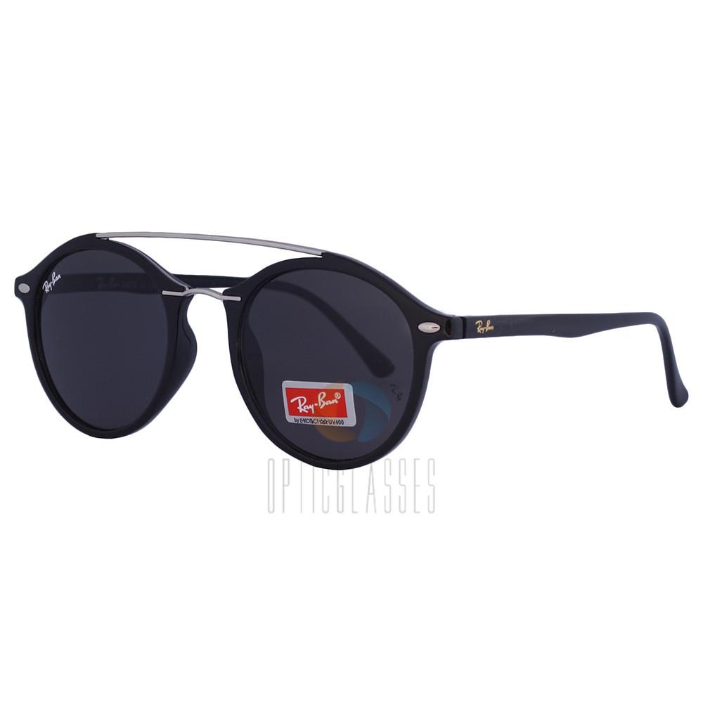 Очки Ray Ban 8056 Clubmaster,pl lenses black