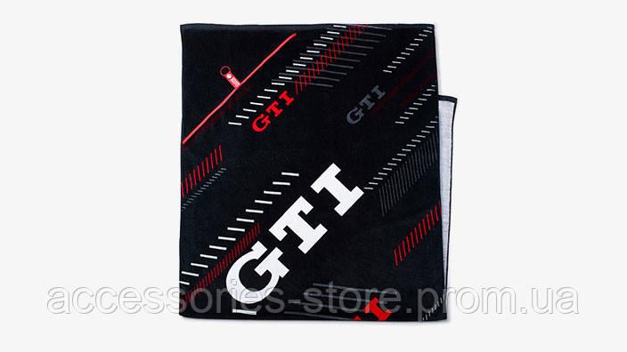 Банное полотенце Volkswagen GTI Bath Towel, Black