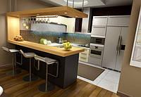Барная стойка на кухне (интересные статьи)