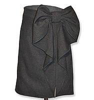 Школьная юбка для девочки 6-10 лет