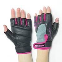 Женские тренировочные перчатки для фитнеса (M) Stein Lenda GLL-2307, Киев