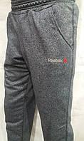 Мужские спортивные штаны REEBOK цвет джинс точка