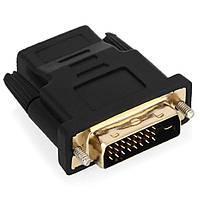 Переходник HDMI F/DVI M