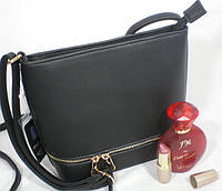 Стильная практичная женская каркасная сумочка-клатч