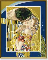 """Художественный творческий набор """"Поцелуй. Климт"""". Картины по номерам Schipper 913 0301"""