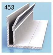 Профиль F-образный для алюминиевых композитных панелей 3мм