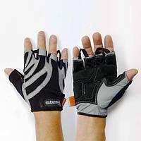 Тренировочные перчатки (L) для фитнеса и бодибилдинга Stein Zane GPT-2140 для дома и спортзала, Киев