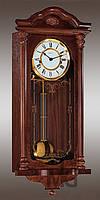 Часы настенные с боем HERMLE 70509-032214 (680х290х145 мм) [Дерево]