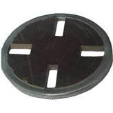 Шайба МАЗ полумуфты привода ТНВД/текстолит (236-1029276)