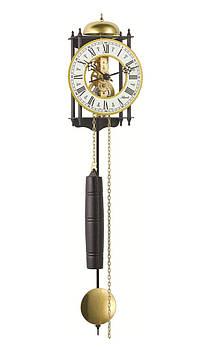 Часы настенные с боем HERMLE 70731-000711 (620х150х100 мм) [Металл]