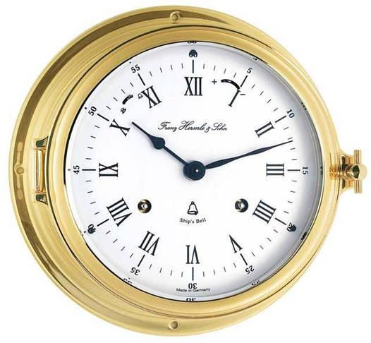 ᐈ Hermle 35065 000132 механические настенные часы с боем ᐈ