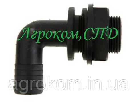 Колено перелива AP25KP25 Agroplast 25 мм