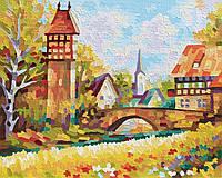 """Художественный творческий набор """"Сельская Идилия"""". Картины по номерам Schipper 943 0722"""