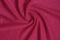 Купить ткань Стрейч сетка. Цвет бордовый