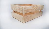 Декоративный ящик  из дерева