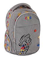 Рюкзак Cool for school (CF85485) Fashion Lady (серый)