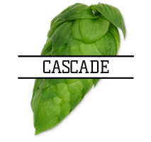 Хмель Cascade (US) 2019г - 100г