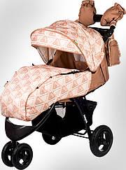 Прогулочная коляска Babyhit Voyage Air - Beige