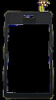 Тачскрин (сенсор) LG GD510, black (чёрный)