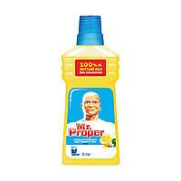 Моющее средство Mr.Proper лимон 500мл