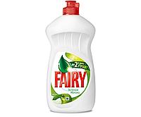 Средство для мытья посуды Fairy плюс яблоко 500мл