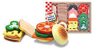 Деревянный набор Melissa & Doug - Сэндвич
