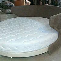 Круглая кровать по индивидуальному заказу