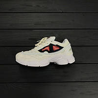 Кроссовки Adidas x Raf Simons Ozweego White женские