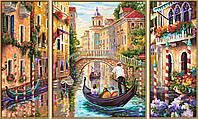 """Художественный творческий набор """"Венеция. Город в Лагуне"""". Картины по номерам Schipper 926 0736"""