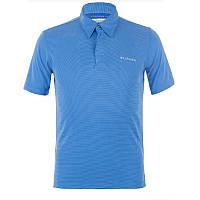 Мужская рубашка-поло Columbia SUN RIDGE™ POLO голубая EM6527 426
