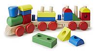 Поезд c кубиками Melissa & Doug (MD572), фото 1