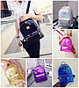 Рюкзак женский голографический из кожзама Givenchy