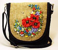 Женская джинсовая сумочка Настя, фото 1