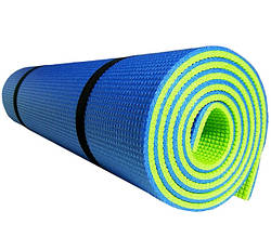 Коврик для фитнеса «PREMIUM-9» 1800х600х9мм  (Двухслойный)