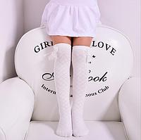 Гольфы - чулки для девочки нарядные Оптом