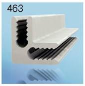 Профиль L-образный для алюминиевых композитных панелей 3мм