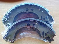 Колодки тормозные задние Geely СК lifan Uni-brakes (Китай)